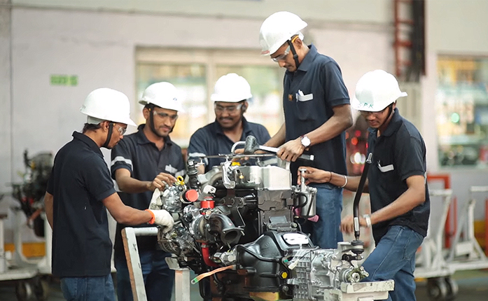 Students programmes for Internship for mechanical engineering students in tata motors