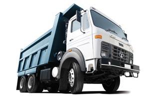 Tata LPK 2518 Tipper