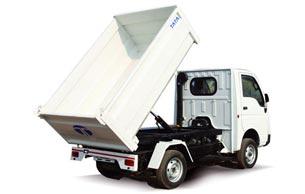Tata ACE Box Tipper