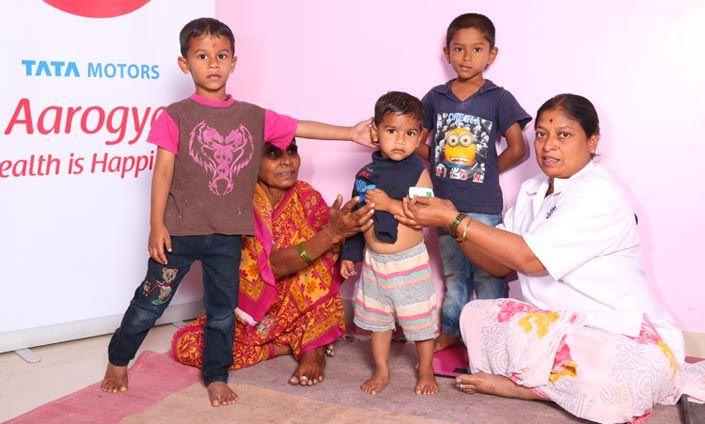 Aarogya - Tata Motors CSR Programme for Health