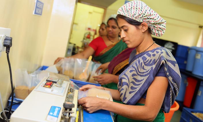 Aadhaar - Community Development Programme
