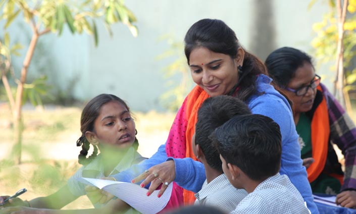 SEVA - Tata Motor Volunteering Programme