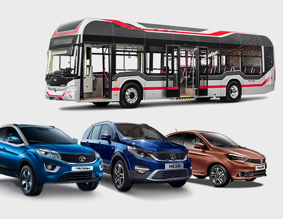 Innovation in Bus & Car Manufactures in India