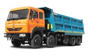 MHCV - Construck : Best Cargo Truck in India