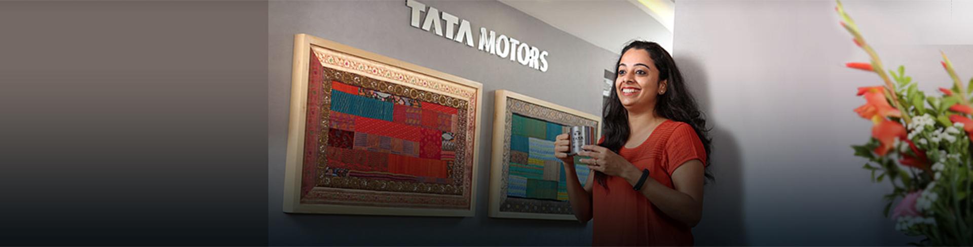 People at Tata Motors