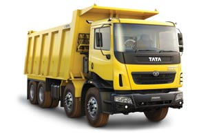 Tata Prima - Best Cargo Truck In India