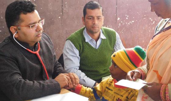 public health initiatives in India