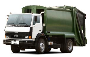 Tata LPT 1613 Refuse Compactor