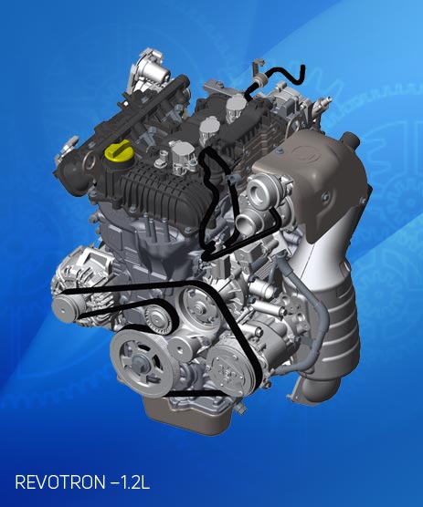 Revotron new Engine technology in automobile sector
