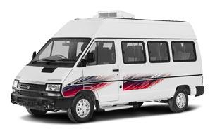 Tata Winger - Best Bus in India