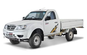 Yodha Pick-up - India's Best Commercial Pick Up Vehicle