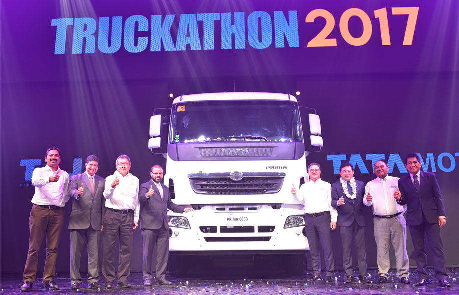 Partnering with Pilipinas Taj Autogroup, Inc., Tata Motors, India's largest commercial vehicle manufacturer and among the top ten globally, launched a range ...