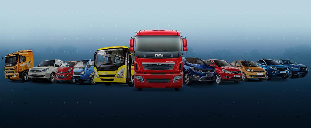 About Tata Motors