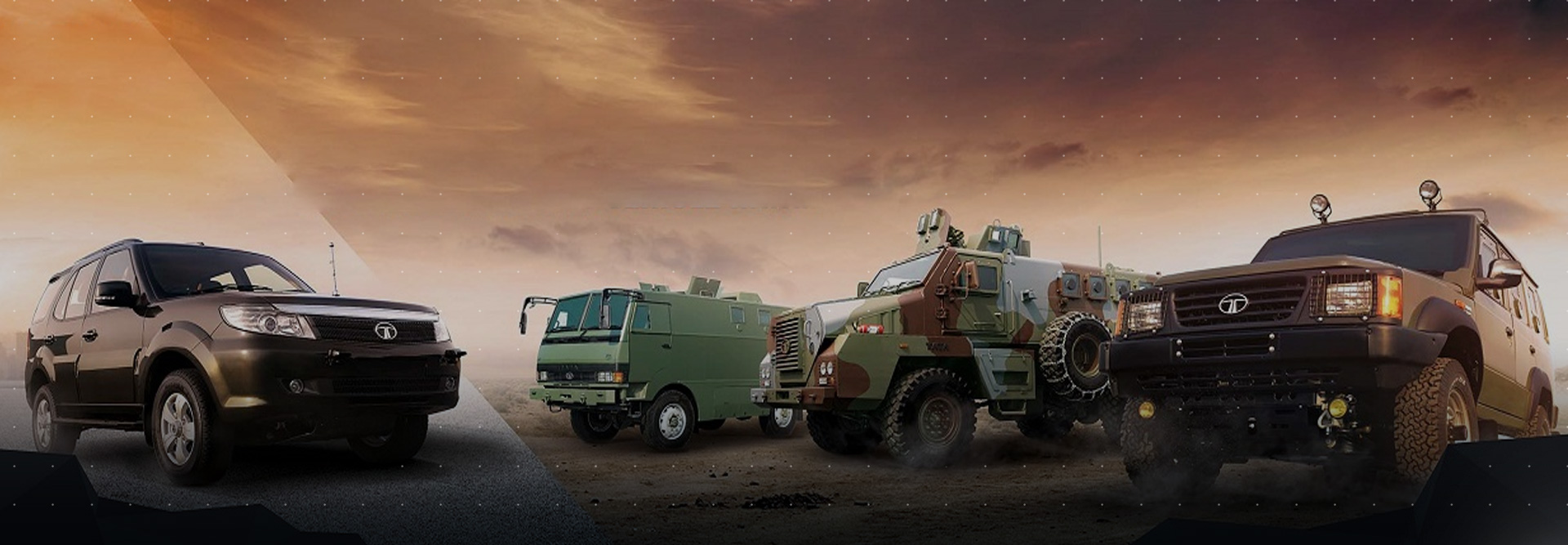 Tata Motors - Best Defence Vehicle Manufacturers In India