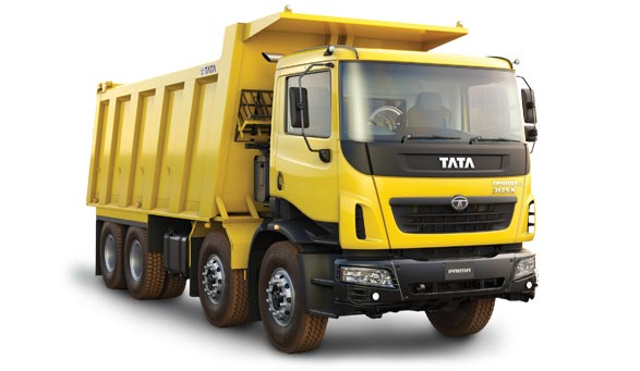 Tata Prima - Best Cargo Truck In India