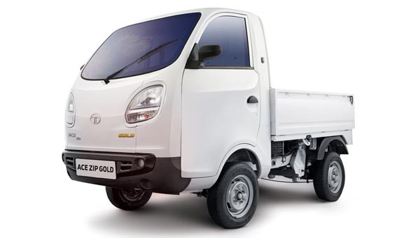Tata Ace Zip - Mini Commercial Truck in India