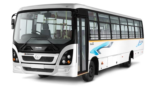 Tata Motors Bus - Best Bus Manufacturers in India