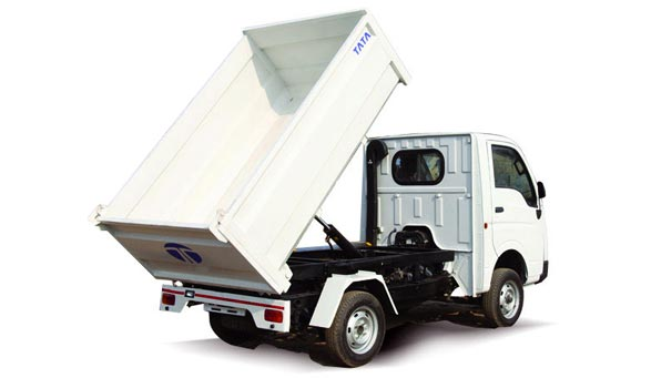 Tata ACE Box Tipper