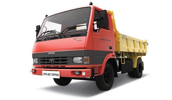 Tata LPK 407 Tipper