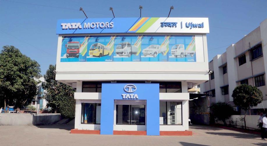 Tata Motors inaugurates its 22nd commercial vehicle dealership in Maharashtra State – Ujwal Automotives Pvt Ltd in Nashik