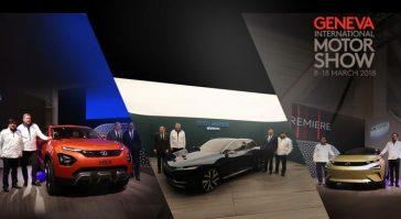 E Vision Tata Motors Limited