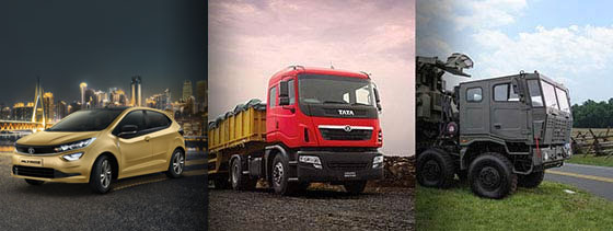 Tata Motors Variants | Largest Bus Manufacturer | Trucks in