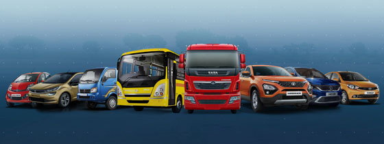 Commercial Vehicles by Tata Motors, India