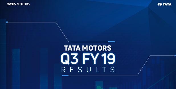 Tata Motors Q3FY19 Financial Results