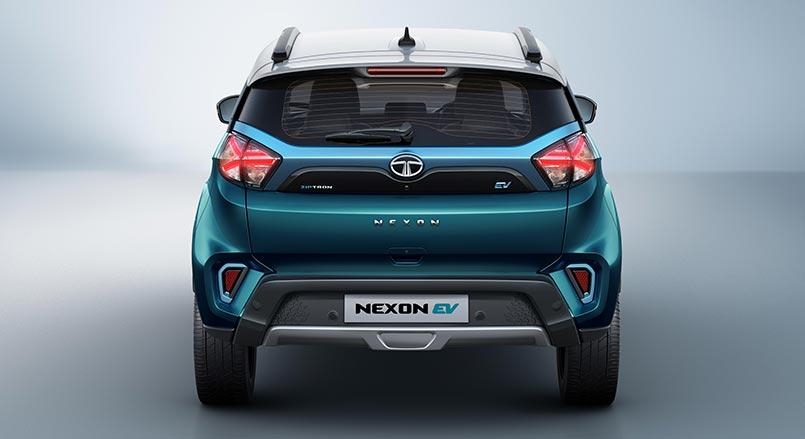 Tata Motors Unveils the Nexon EV SUV Powered by Ziptron Technology