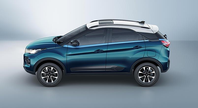 Tata Nexon EV, electric vehicle, electric car